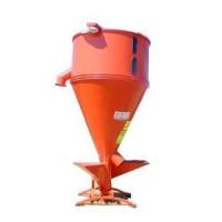 Mezcladora Hidráulica Vertical