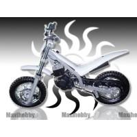 Moto Trial Bike 49cc Ruedas de 10