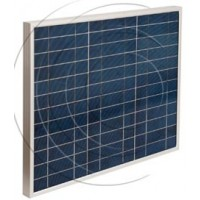 Panel Solar Policristalino 12 V 25 W  1,44 a