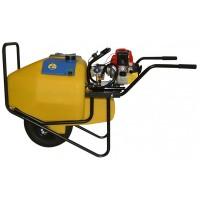 Sulfatadora-Carretilla KPC R-101-1 Rueda 100L