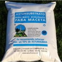 Sustrato Ecológico para Cultivo de Cáñamo Astursubstrato Maceta
