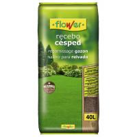 Tierra Recebo Cesped - Flower - 80120 - 40 L