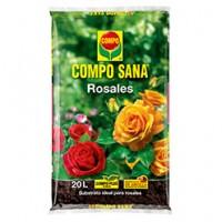 Compo SANA Rosales, Substrato de Compo