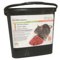 Raticida Sourin Xtreme FRAP Mix Cereales. 5 Kg