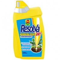Resolva 24H Herbicida Total Concentrado