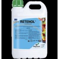 Retenol, Mejorador de la Calidad de los Tratamientos Foliares Daymsa 1L