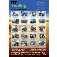 Tractores y Cosechadoras de Ocasión