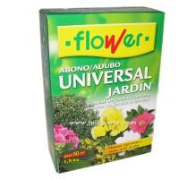 Abono Universal Jardín Flower, 1.5 Kg