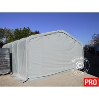 Carpa Grande de Almacén PRO 7X7X3,8 M PVC