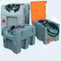Depósito de Gasoil Transportable 600 Ltrs