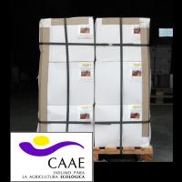 Palet al 50% de Bioestimulante Ecológico Trama y Azahar B-2 y Fe-2, Abono CE. Sin Hormonas. Certificado CAAE. 24 Cajas de 4 Garrafas X 5 Kg
