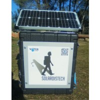 Planta Desinfección de AGUA Solardistech Rugged