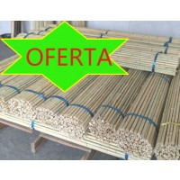 Tutor Bambu 22/24 Mm 150 Cm 100 Pcs