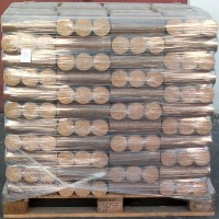 Briquetas Rustimat Plus. Palet de 132 Paquetes