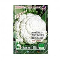 Coliflor Precoz de la Toscana Eco - 500 Gr Semillas Ecológicas