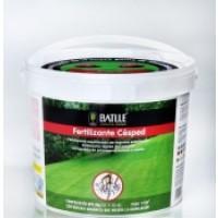 Fertilizante Cesped Profesional.  Cubo 5Kg
