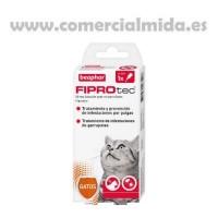 Fiprotec Spot On Gato (1 Pipeta X 0,5Ml)