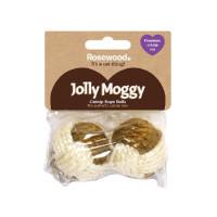 Gato Jolly Moggy 2 Pelotas Sisal Catnip