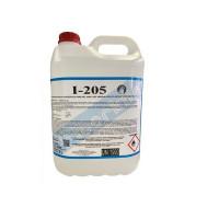 Gel Hidroalcohólico I205 Mecapulv - Botella de 5 L
