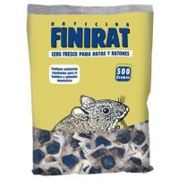 Raticida Finirat CEBO AZUL 500 Gr