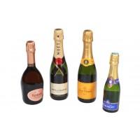 Selección de Champagnes Benjamín