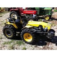 Tractor Pasquali 995 con Cablestante