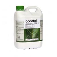 Codafol 14-6-5, Fertilizante Foliar Líquido de Sas Coda
