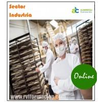 Curso Manipulador Alimentos Especialidad Industrias Alimentarias Online. Oficial 15€