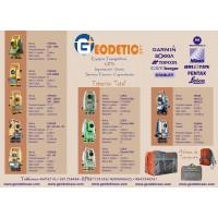 Estacion Total - Teodolito - Nivel - Gps - Accesorios