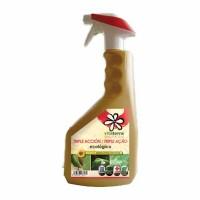 Insecticida Fungicida Triple Acción 750 Ml