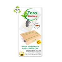 Trampa Adhesiva ZERO Biocides Sin Veneno 2+1 Gratis