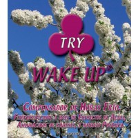 """try Wake Up"". Compensador de Horas Frio. 5 Lts."