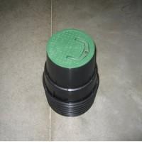 Arqueta Rain Circular Pequeña C/tirador. Rn15