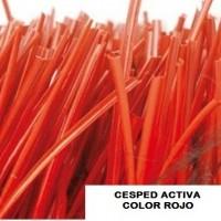 Cesped Activa Color ROJO