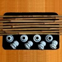 Kit Cañas Bambú