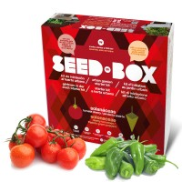 Kit de Cultivo Seedbox Collection - Solanaceas