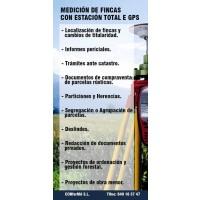 Medición de Fincas y Servicios de Topografía en Galicia