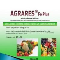 Quelato Hierro Fe Plus 6% Eddha 4,8 O-O , 50Kg
