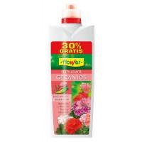 Abono Geranios Liquido 1+0.3L Flower