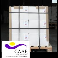 Bioestimulante Ecológico Trama y Azahar Fe-2, Abono CE. Sin Hormonas. Certificado CAAE.  Palet de 24 Cajas de 12 Botellas X 1 Kg