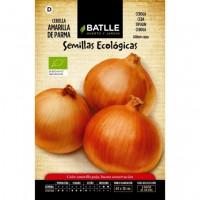 Cebolla Amarilla de Parma. Semillas Ecológicas  4 Gr