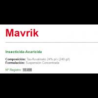Mavrik Insecticida-Acaricida de Sipcam