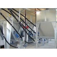 Sinfines Flexibles para Transporte de Material a Granel