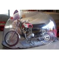 Bike Bubble 3,2X0,9 M Traslúcido, Interior