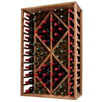 Botellero Pino Godello 60 Botellas con 2 Rombos