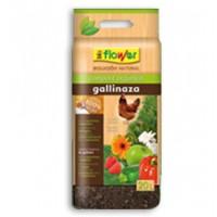Compost Orgánico Vitalfem Gallinaza de Flower