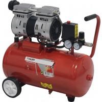 Compresor Aire Silencioso 24L 0.75Hp Garantiz
