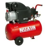 Compresor de Pistón Nuair  Rc2-24 RED