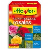 Enfermedades Rosales, Fungicida Preventivo de Flower