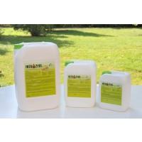 Hemozym BIO N5 Abono Organo Nitrogenado Obtenido de Sangre, Liquido Soluble. Agricultura Ecologica . Garrafa de 25 Kilos de Farpro